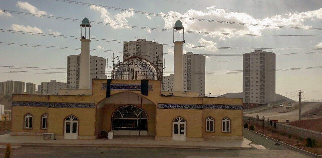 مسجد و عناصر آن