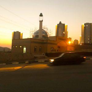 مسجد مسکن مهر